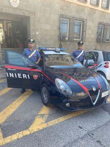 carabinieri 112 cecina