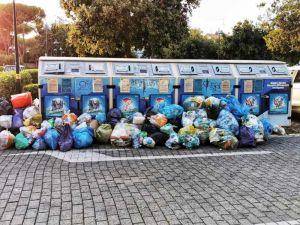 cecina spazzatura rifiuti