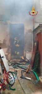 incendio laboratorio via michon