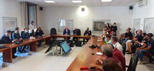 Effetto Venezia 2021, tavolo tecnicoper i servizi operativi della Questura