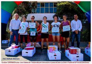 CORRIPRIMAVERA-Laviosa - -prime cinque donne assolute