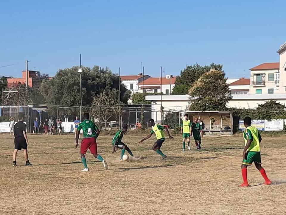 Africa Academy Calcio