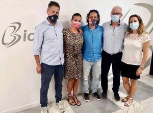 Biolabor è il nuovo sponsor dell'US Livorno