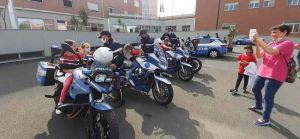 Family Day par la polizia presso la caserma Labate (Foto)