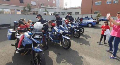 Family Day par la polizia presso la caserma Labate (7)