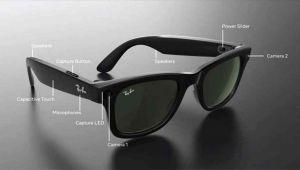 In Italia gli occhiali di Facebook per video, foto e chiamate