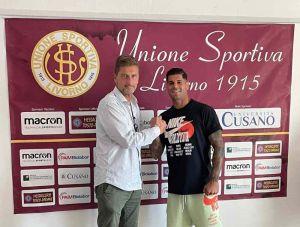 L'US Livorno tessera l'attaccante Giuseppe Torromino