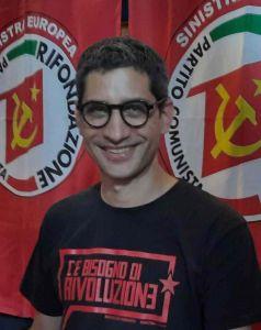 Marco Chiuppesi è il nuovo segretario di Rifondazione Comunista Livorno