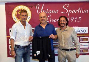 Messaggerie Tosco-Padane è il nuovo sponsor dell'US Livorno 1915