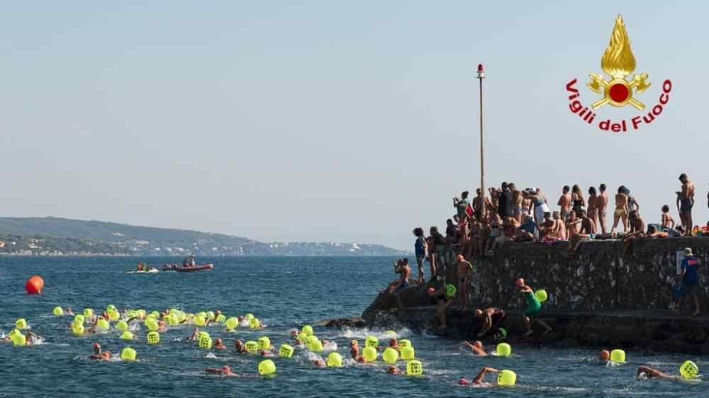 Nuoto campionato italiano in acque libere, Edoardo Luchini terzo nella sua categoria