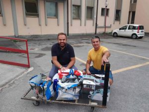 Ospiti di Villa Serena e Pacoli in forma grazie alla donazione di Senza Frontiere Livorno