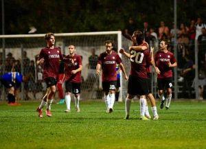 Livorno-Prato 2-0. In 600 a sostenere gli amaranto per la seconda amichevole