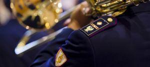 #sceglilastradagiusta Progetto per i giovani. Concerto della Banda della Polizia di Stato