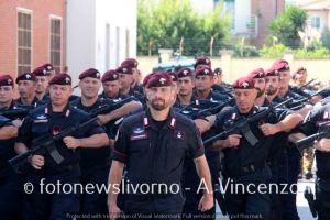 """Rischia di annegare, salvato da 2 carabinieri del Reggimento """"Tuscania"""""""