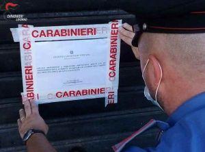 """Sequestrati due immobili a Castagneto Carducci (LI). Tre persone deferite in stato di libertà per """"trasferimento fraudolento di valori"""""""
