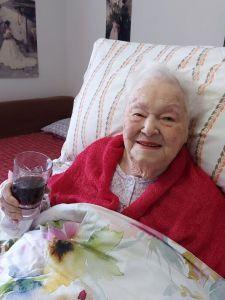 Nonna Giorgina Benetti compie 102 anni