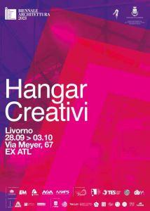 """Al via """"Hangar Creativi"""" nell'ex Deposito ATL. Appuntamenti dal 28 settembre al 3 ottobre"""