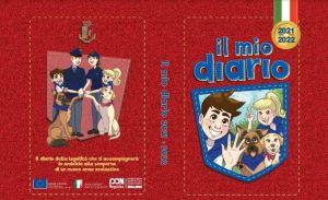 In distribuzione nelle scuole il diario della Polizia di Stato
