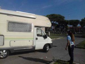 Dopo tre mesi liberato il campeggio di viale della Libertà, resta l'incognita residenza