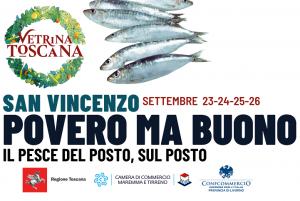 """A San Vincenzo """"Povero ma Buono"""", quattro giorni di pesce, vino, prodotti a km zero, e bellezza"""