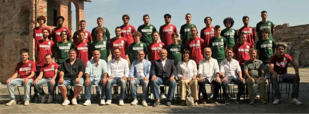 Gli Etruschi Ardenza Livorno presentano la prima squadra e gli under 19