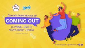 ArciGay e Agedo, a Livorno il Coming Out Day