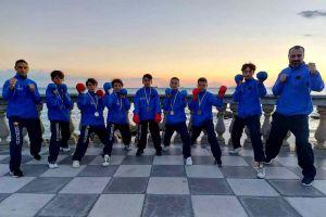 Pioggia di medaglie per gli atleti di Asd Esercito Folgore