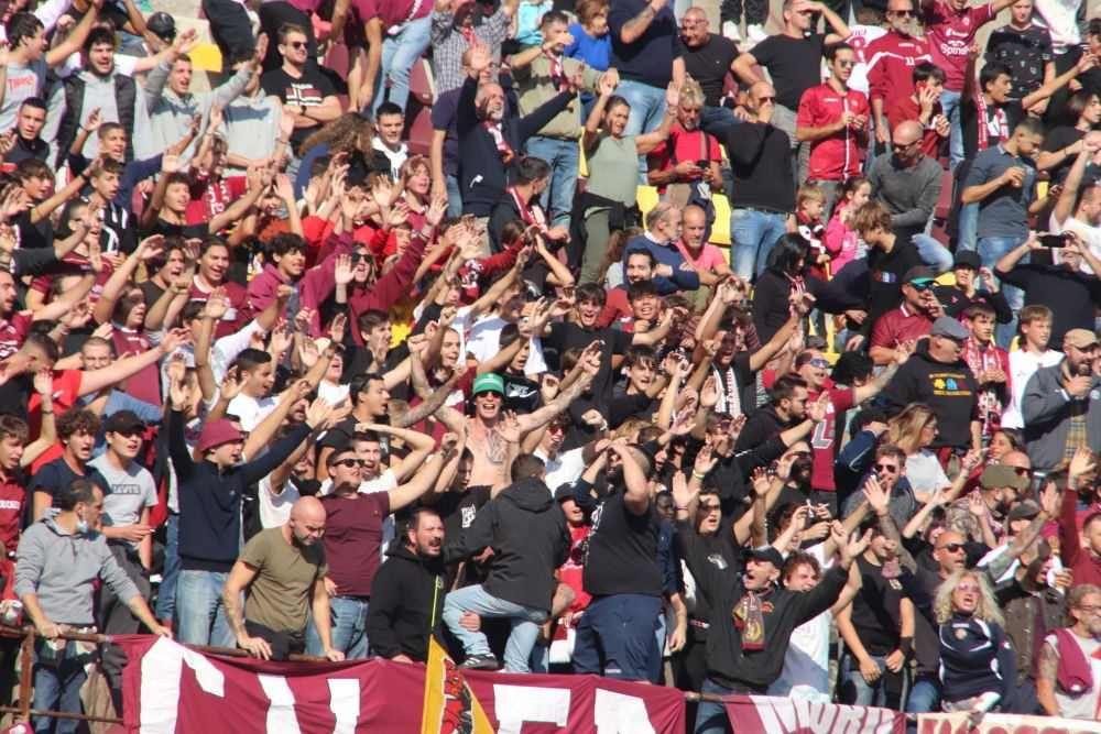 Livorno-Fucecchio: i tifosi della Curva Nord, guarda se ti vedi