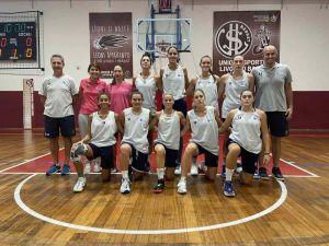 Terzo successo del Jolly Acli Basket in amichevole. Sabato inizia il campionato
