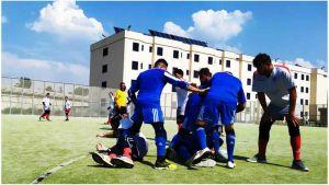 Rugby in carcere: anche Giannone, Fracassi e Bonaccorsi assisteranno alla 1° partita delle Pecore Nere del campionato Old 2021/22