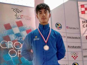 Karate, dalla Croazia due medaglie d'argento per Asd Esercito Folgore
