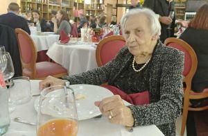 Bruna Timpano festeggia 101 anni