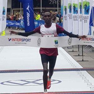 Atletica - Koech vince la mezza maratona a Zagabria e Nahimana al secondo posto