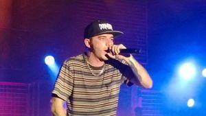 Il rapper Salmo con Flop Tour farà tappa a Livorno