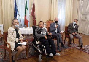 """Presentate le attività sportive per disabili di Sportlandia e Centro San Simone """"Gli amici di tutti"""" onlus"""